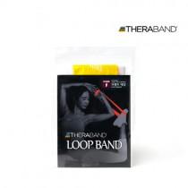 [THERABAND] 루프밴드 옐로우 레벨1