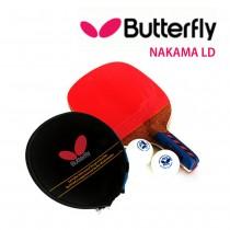 [Butterfly] 버터플라이 NAKAMA LD 펜홀더 탁구라켓