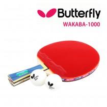 [Butterfly] 버터플라이 WAKABA 1000 쉐이크 탁구라켓