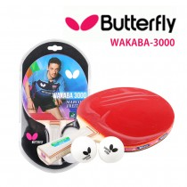 [Butterfly] 버터플라이 WAKABA 3000 쉐이크 탁구라켓