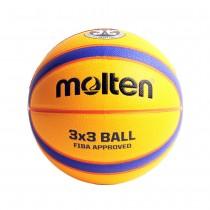 [molten] 몰텐 3대3 3X3 공인경기용 농구공 B33T5000 7호